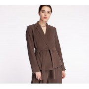 Pietro Filipi Lady's Jacket Brown