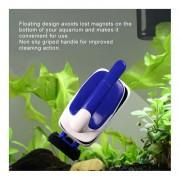 Cepillo De Limpieza Universal Magnético Flotante Práctico Cepillo De Tanque De Peces De Acuario