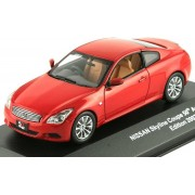 Nissan Skyline Coupe 50th Anniversary Edition 2007 - 1:43 - J-Collection