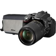 NIKON D5300 + 18-140mm VR + Tas + SD-kaart