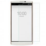 Ultra delgado 0.25D 9H vidrio templado 0.26mm Protector de pantalla para LG V10