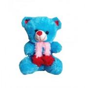 Soft toy checks mufloor teddy 26 cm for kids SE-St-55